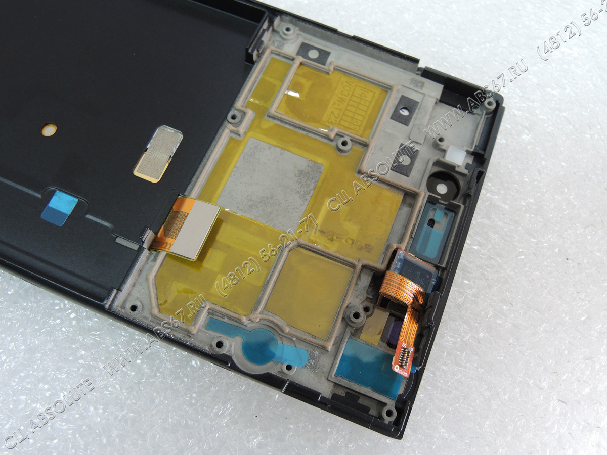 Смартфон Xiaomi MI 3W — замена экрана