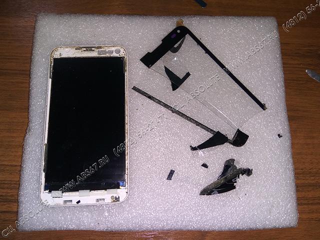 Смартфон Fly IQ4415 Quad – замена тачскрина