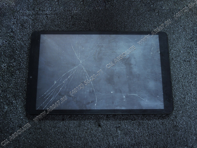 Планшет RoverPad Sky Expert Q10 3G – замена тачскрина