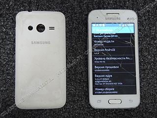 Смартфон Samsung Galaxy Ace 4 Neo – замена тачскрина